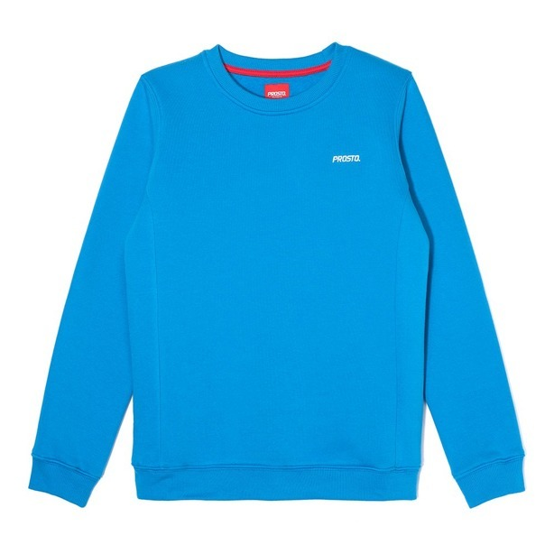 PROSTO CREWNECK WOMAN DARTS BLUE