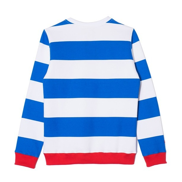 PROSTO CREWNECK WOMAN PIRATE BLUE