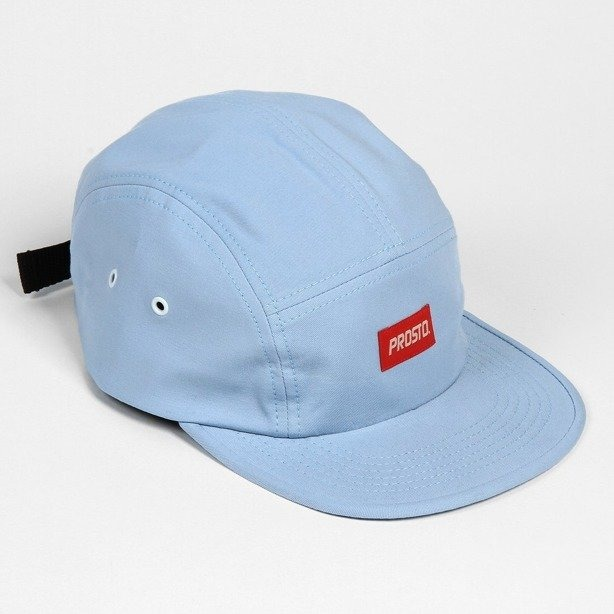 PROSTO CZAPKA FATCAP KL LIGHT BLUE