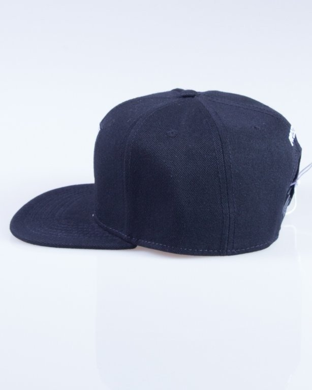 PROSTO CZAPKA SNAPBACK SHIELD BLACK