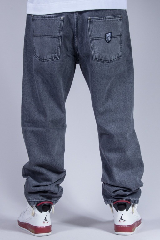 PROSTO JEANS FLAVOUR2 BAGGY GREY