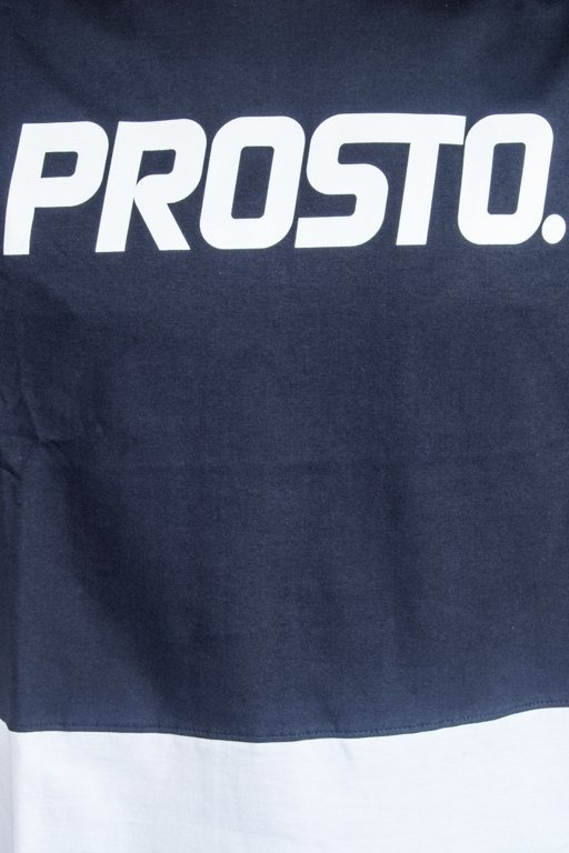 PROSTO T-SHIRT GANGES NAVY