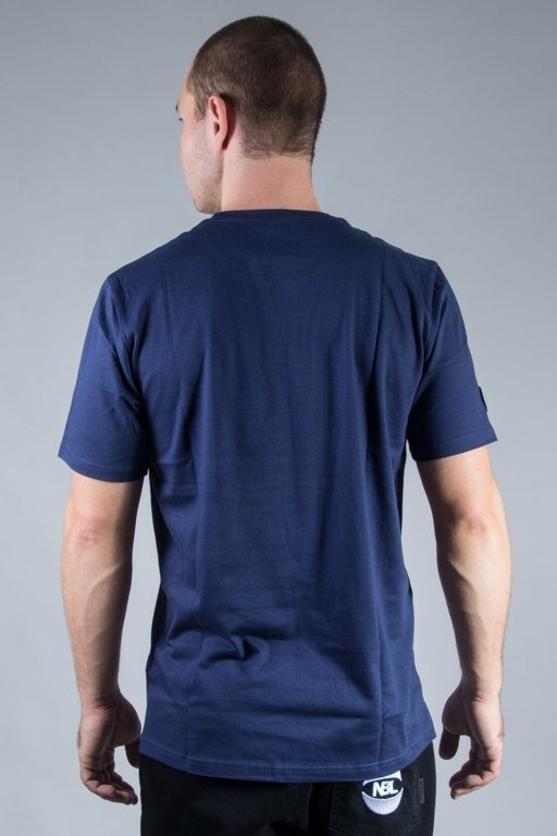 PROSTO T-SHIRT NET NAVY