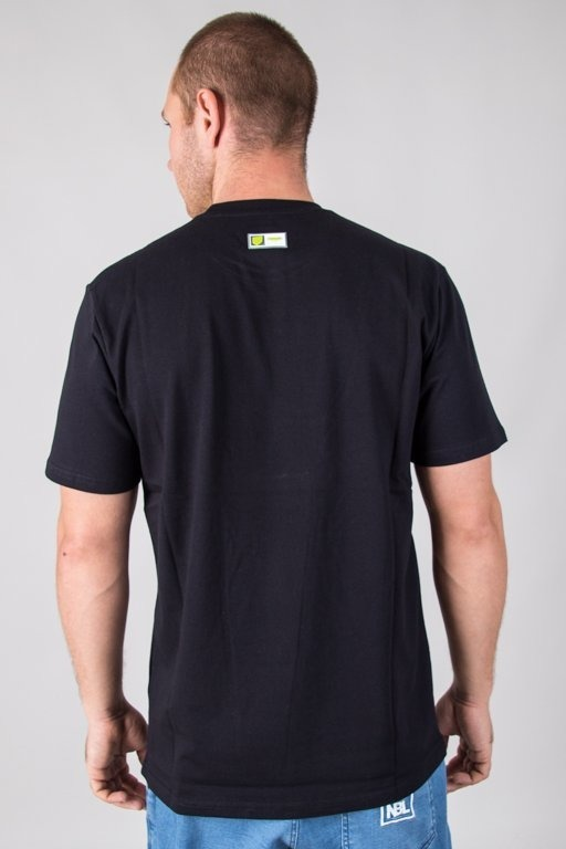PROSTO T-SHIRT TAG WALL BLACK