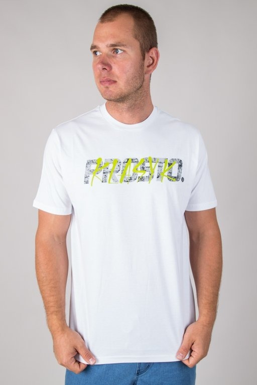 PROSTO T-SHIRT TAG WALL WHITE