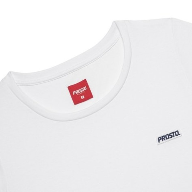 PROSTO T-SHIRT WOMAN COSTELA WHITE