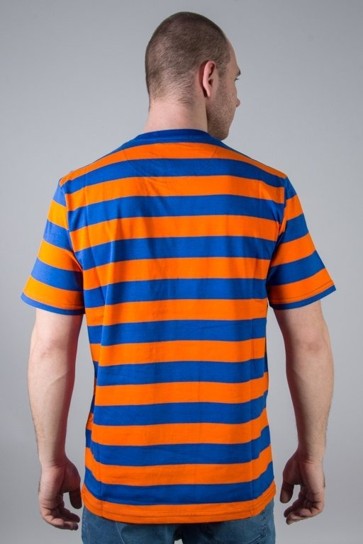 PROSTO T-SHIRT ZEBRA ORANGE