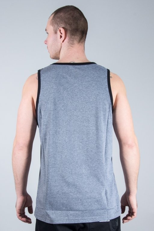 PROSTO TANK TOP BACKGROUND GREY