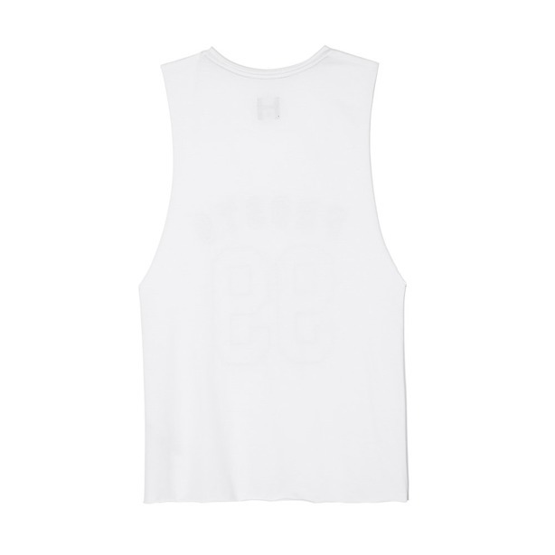 PROSTO TANK TOP WOMAN 99 WHITE
