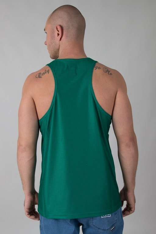 PROSTO TANKTOP THEWS GREEN