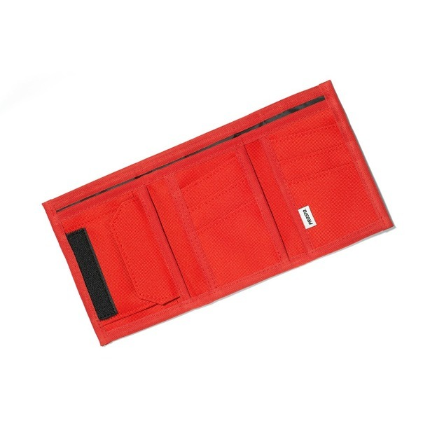 PROSTO WALLET POCKET RED