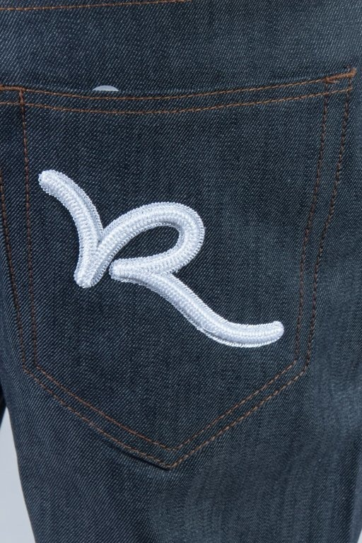 ROCAWEAR PANTS JEANS LOOSE FIT RAW JAPAN