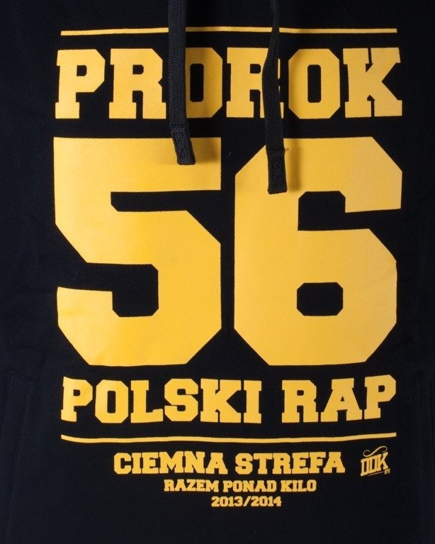 RPK CS BLUZA PROROK56 DDK BLACK-YELLOW