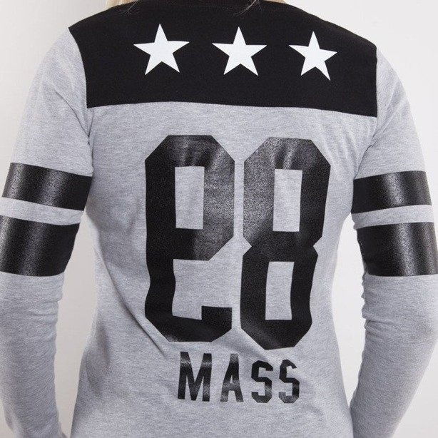 SAINT MASS LONGSLEEVE PULSE MELANGE