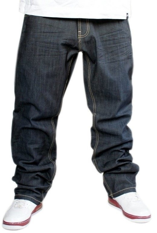 SOUTHPOLE SPODNIE JEANS ROCK YA SUPERBLUE