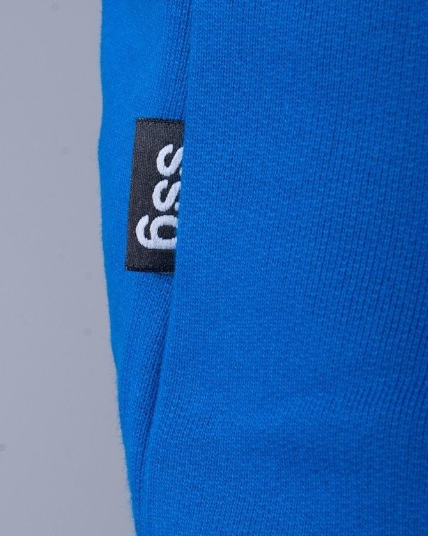 SSG BLUZA BEZ KAPTURA BIG BLUE