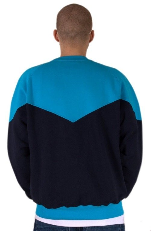 SSG BLUZA BEZ KAPTURA NEW PREMIER BLUE