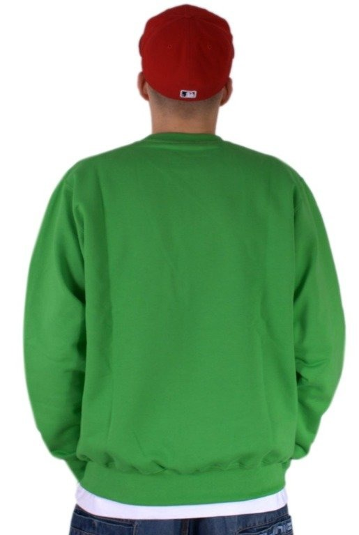 SSG BLUZA BEZ KAPTURA SMALL GREEN
