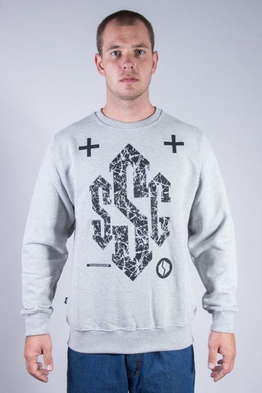 SSG CREWNECK SIGN MELANGE