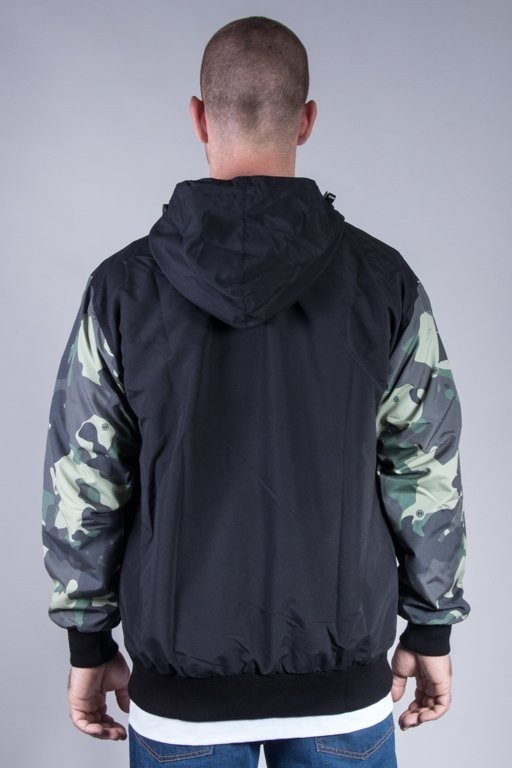 SSG JEACKET MORO SLEEVE BLACK