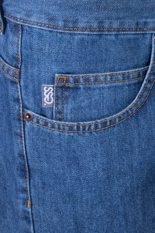 SSG JEANS BAGGY CITY POCKET LIGHT