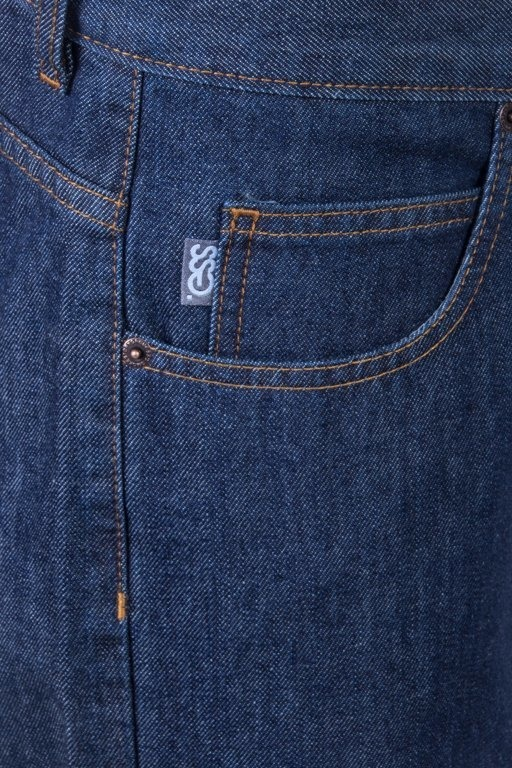 SSG JEANS BAGGY STAIR POCKET DARK