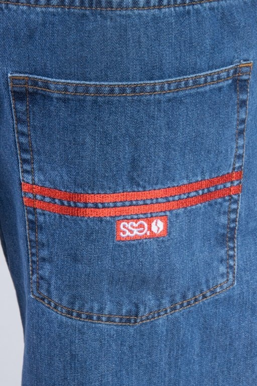 SSG JEANS REGULAR LINES LIGHT