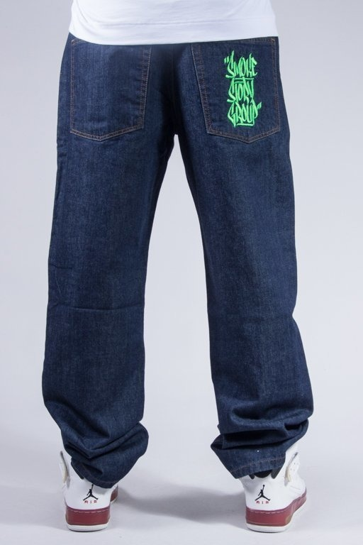 SSG JEANS REGULAR SMOKE TAG DARK