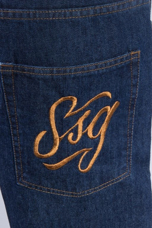 SSG JEANS REGULAR SSG TAG DARK
