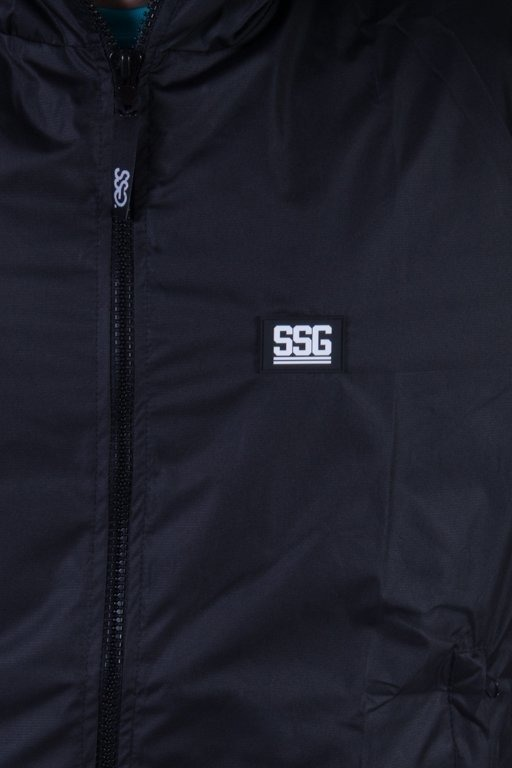 SSG KURTKA WIATRÓWKA ORATLION ZIP DOUBLE COLOR BLACK-YELLOW