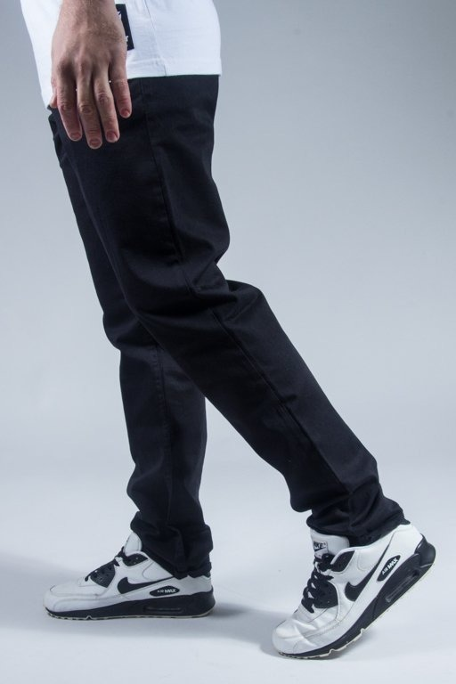 SSG PANTS CHINO ELEGANT BLACK