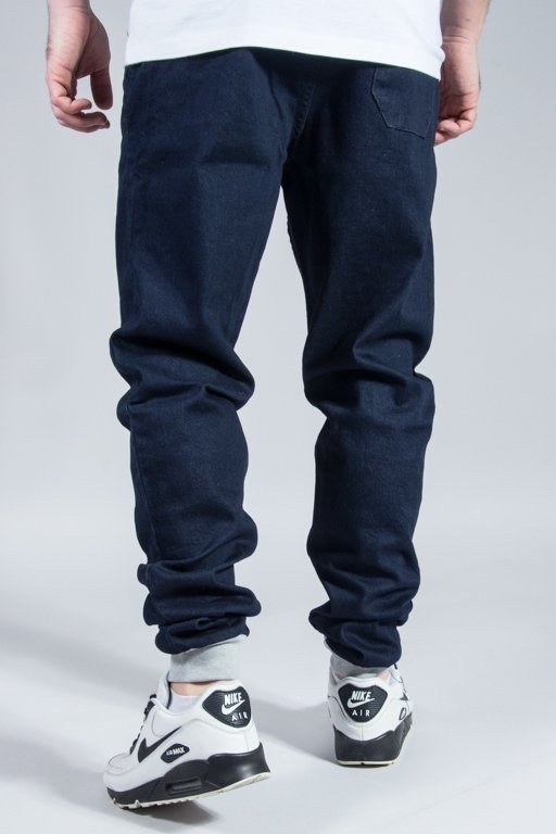 SSG PANTS COTTON JOGGER SLIM DARK