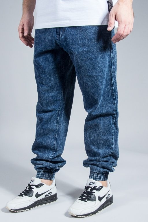 SSG PANTS JEANS JOGGER REGULAR MARMUR BLUE