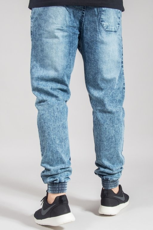 SSG PANTS JEANS JOGGER SLIM PREMIUM MARMURKI LIGHT