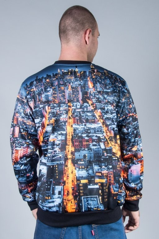 SSG PREMIUM CREWNECK DARK CITY