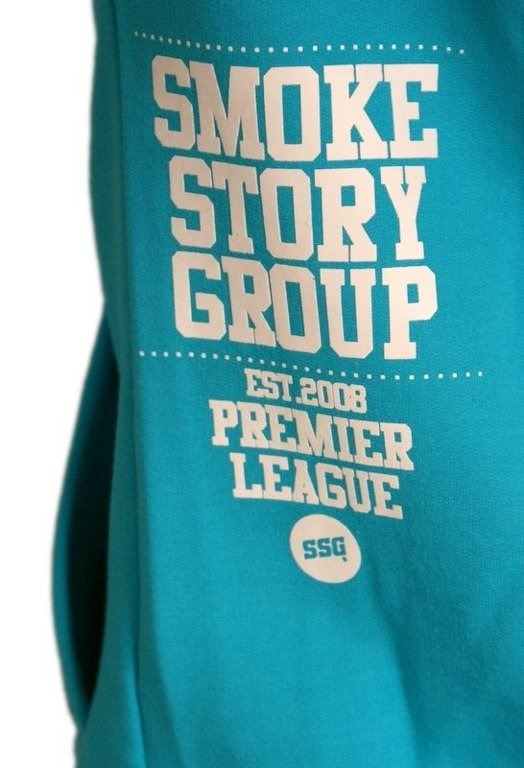 SSG SMOKE STORY GROUP BLUZA ARMY BLUE