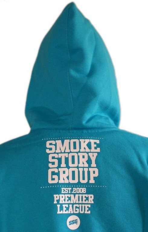SSG SMOKE STORY GROUP BLUZA BASEBALL BLUE