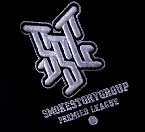 SSG SMOKE STORY GROUP SPODNIE DRESOWE BASEBALL BLACK