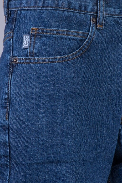 SSG SPODNIE JEANS SLIM MORO MEDIUM