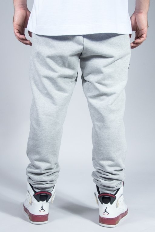 SSG SWEATPANTS SLIM SIGN MELANGE