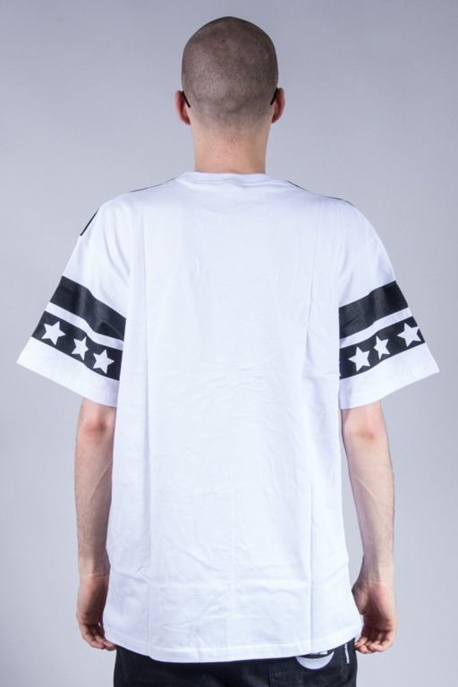 SSG T-SHIRT CITY TRIANGLE BW WHITE