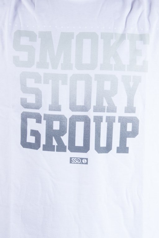 SSG T-SHIRT GRADIENT WHITE