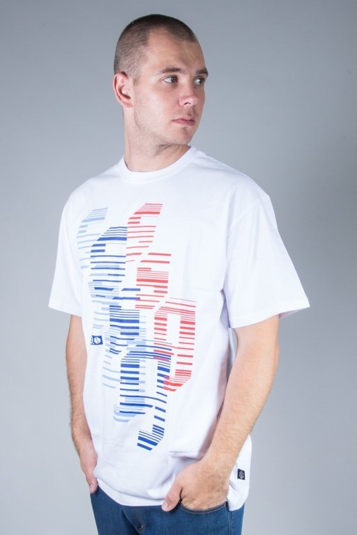 SSG T-SHIRT HOLOGRAM WHITE