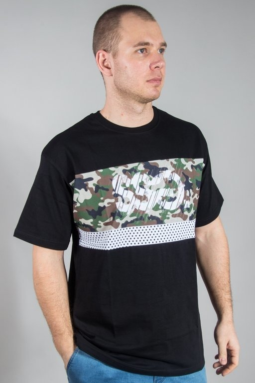 SSG T-SHIRT MORO CUT BLACK