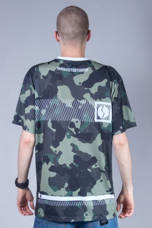 SSG T-SHIRT MORO GREEN