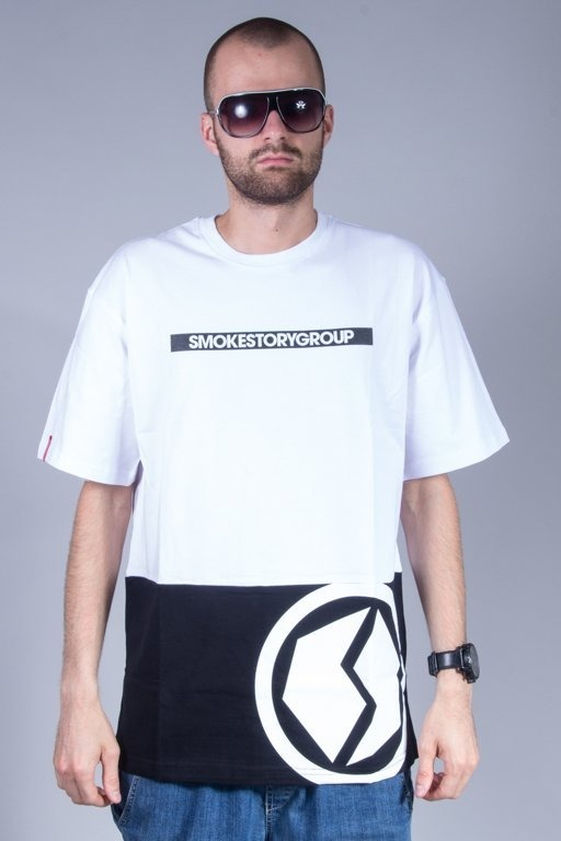 SSG T-SHIRT NEW LOGO WHITE