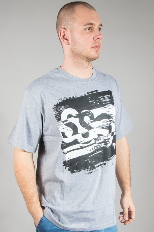 SSG T-SHIRT PAINT TAG GREY