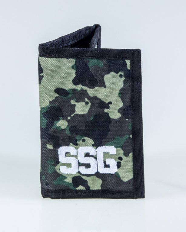 SSG WALLET CAMO GREEN