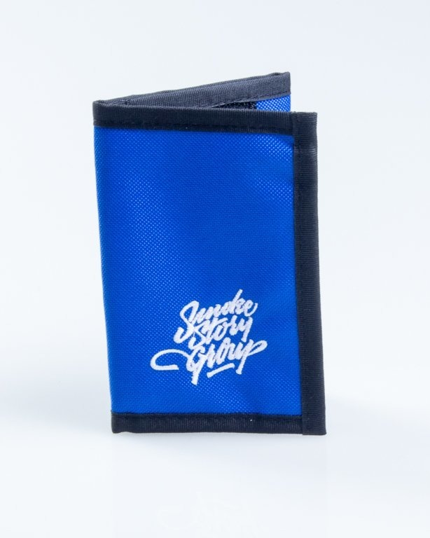 SSG WALLET SMOKE TAG BLUE