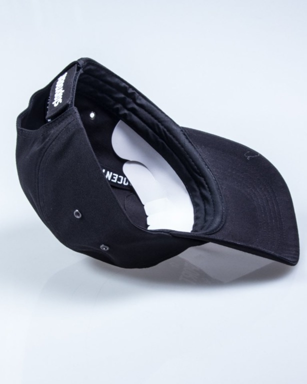 STOPROCENT CZAPKA 5PANEL CS16 BLACK